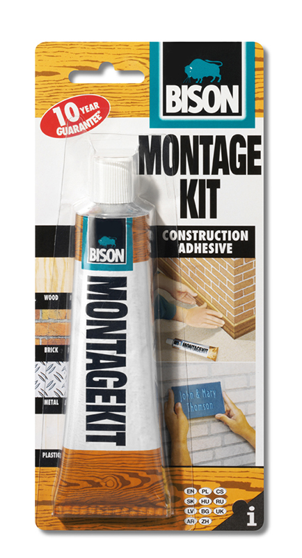 Montage Kit - Construction Adhesive