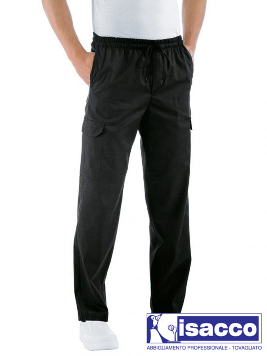 CHEF PANTS WITH FOUR POCKETS 39,68€–44,64€