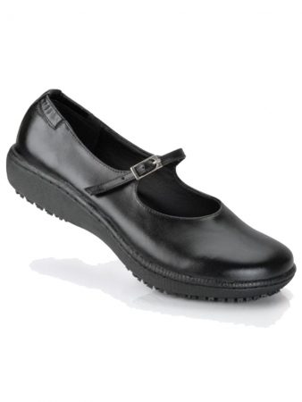 STRAP AND BUCKLE COMFORT WORK SHOE 86,74€