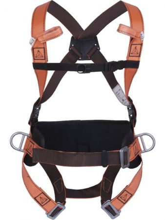 FALL ARRESTER HARNESS WITH BELT 4 ANCHORAGE POINTS 54,56€–57,04€