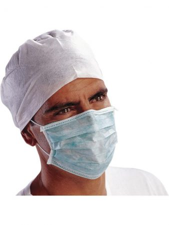 GREEN MEDICAL MASK 6,20€