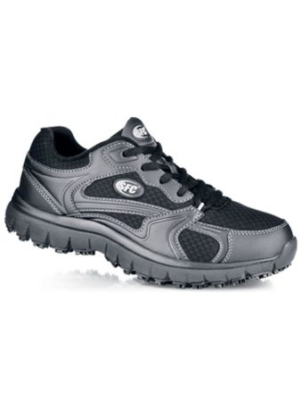ATHLETIC STYLE, WATER RESISTANT W/LEATHER WORK SHOE 73,10€