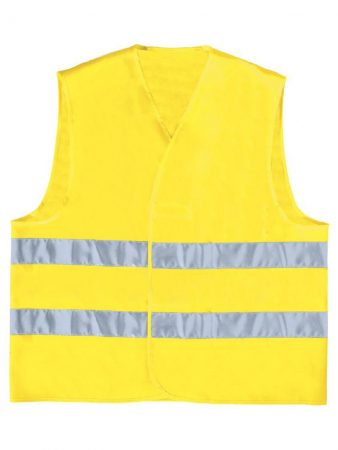 GILP2 POLYESTER HIGH VISIBILITY VEST – PARALLEL ASSEMBLY 6,20€