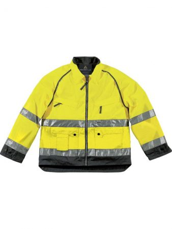 MHVES MACH HIGH VISIBILITY WORKING JACKET IN COTTON / POLYESTER 89,28€