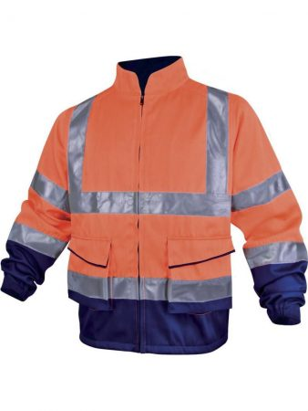PHVES PANOSTYLE HIGH VISIBILITY WORKING JACKET IN COTTON / POLYESTER 45,88€