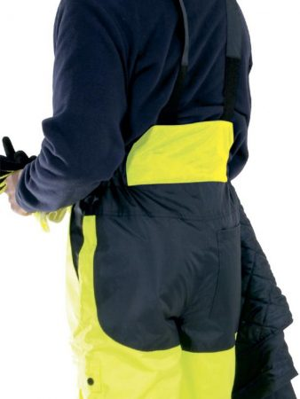 FARGO HV PU-COATING POLYESTER HIGH VISIBILITY WARM TROUSERS 66,96€