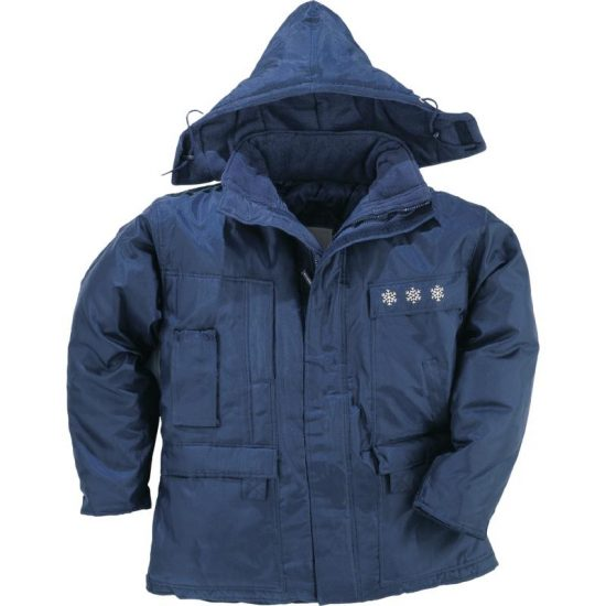 LAPONIE II EXTREME COLD PARKA IN POLYSTER / COTTON 152,52€
