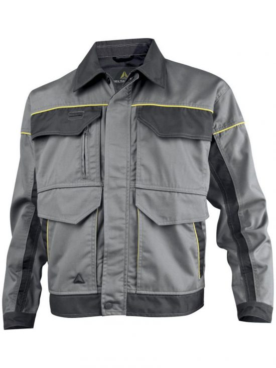 MCVES MACH2 CORPORATE WORKING JACKET IN POLYESTER COTTON 51,34€