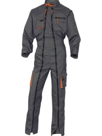 M2CDZ MACH2 WORKING OVERALL DOUBLE ZIP IN POLYESTER COTTON 70,43€
