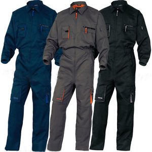 M2COM MACH2 WORKING OVERALL IN POLYESTER COTTON 54,19€