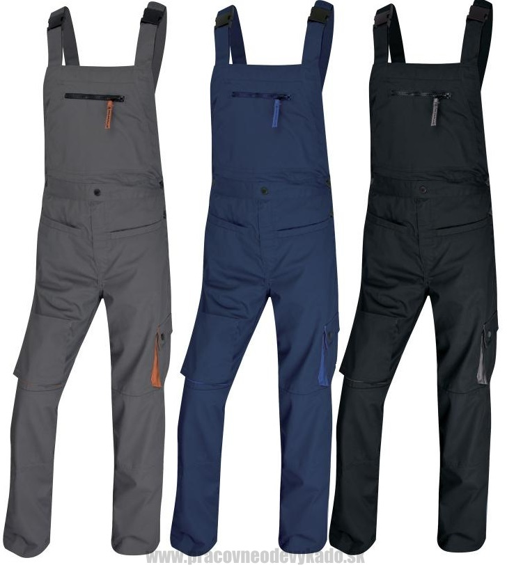 M2SAL MACH2 WORKING DUNGAREES IN POLYESTER COTTON 42,41€