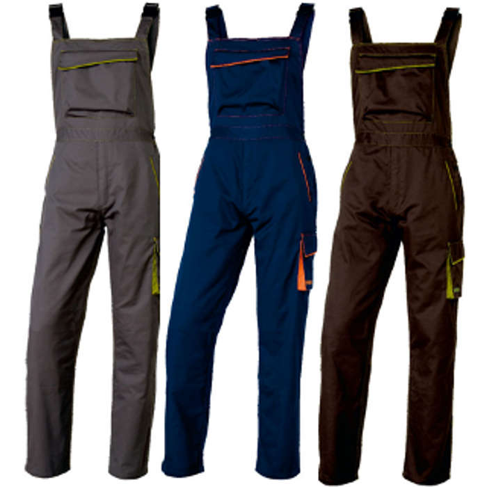 M6SAL POLYESTER COTTON PANOSTYLE® WORKING DUNGAREES 37,82€