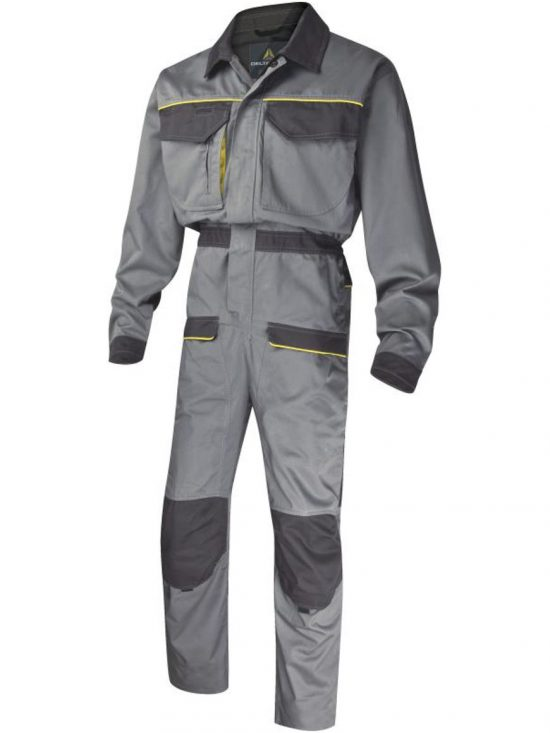 MCCOM MACH2 CORPORATE WORKING OVERALL IN POLYESTER COTTON 71,42€
