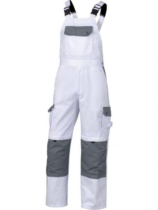 TERAMO COTTON / POLYESTER PAINTER DUNGAREES 64,73€