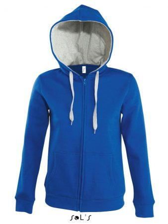 SOUL WOMEN, WOMEN'S CONTRASTED JACKET WITH LINED HOOD 41,17€