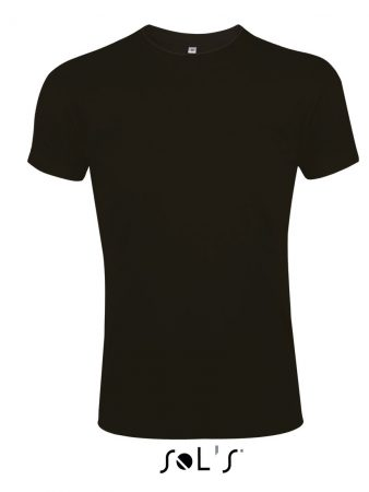 MEN'S ROUND COLLAR CLOSE FITTING T-SHIRT 6,57€–8,12€