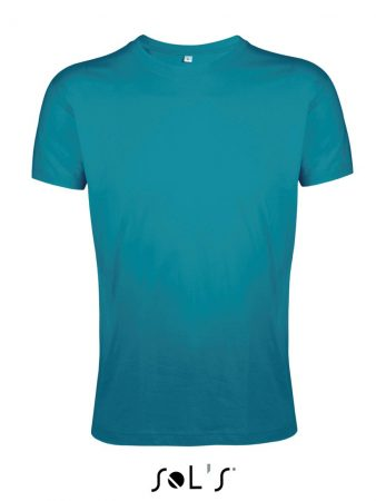 MEN'S ROUND COLLAR CLOSE FITTING T-SHIRT 5,15€–5,83€