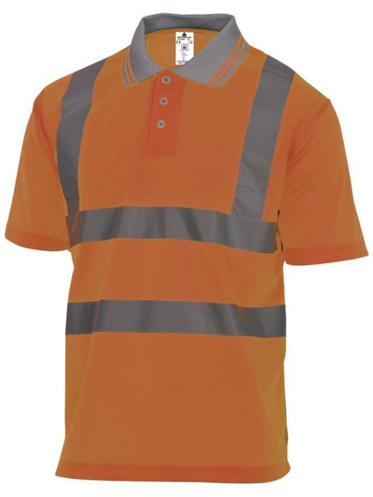 OFFSHORE HIGH VISIBILITY POLYESTER POLO 24,80€