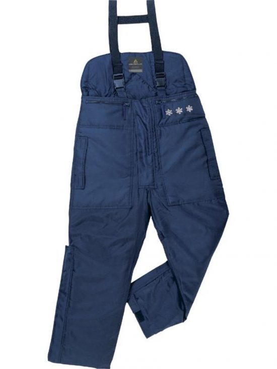 AUSTRAL II EXTREME COLD DUNGAREES IN POLYESTER / COTTON 132,68€