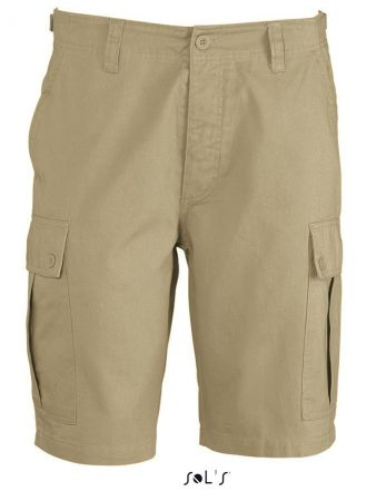 JUNGLE MEN'S BERMUDA WITH CARGO POCKETS 33,23€