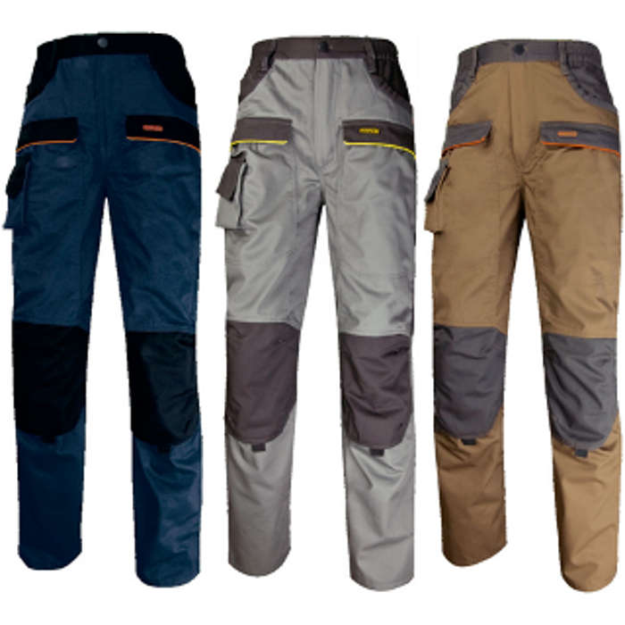 MCPAN MACH2 CORPORATE WORKING TROUSERS IN POLYESTER COTTON 41,29€