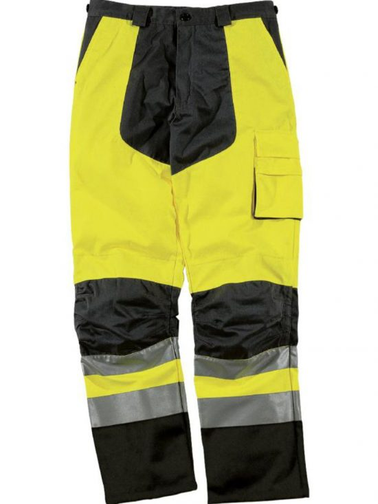 MHPAN MACH HIGH VISIBILITY WORKING TROUSERS IN COTTON / POLYESTER 75,02€