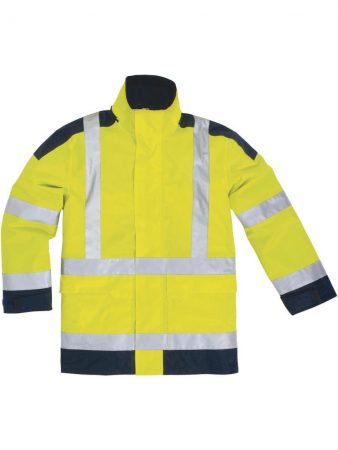 EASYVIEW PU-COATING POLYESTER HIGH VISIBILITY PARKA 47,99€