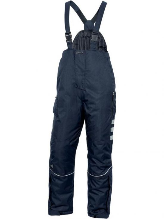 ICEBERG PU-COATED POLYESTER OXFORD COLD STORAGE TROUSERS 110,36€