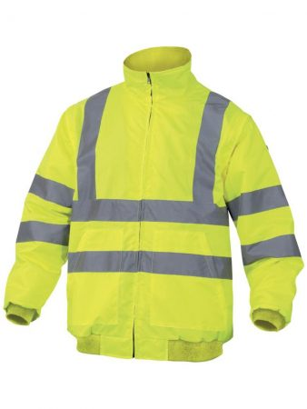 RENO HV PU-COATING OXFORD POLYESTER HIGH VISIBILITY JACKET 61,13€