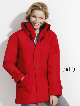 RIVER UNISEX PARKA WITH QUILTED LINING 56,67€