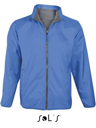 SWITCH CONTRASTED REVERSIBLE WINDBREAKER 36,58€–45,63€