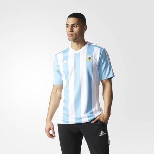 Argentina Home Replica Player Jersey