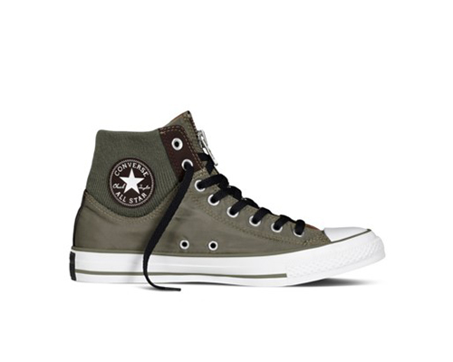CTAS MA-1 ZIP HI OLIVE SUBMARINE-BURNT UMBER-WHITE