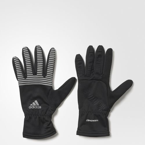 Run Climawarm Graphic Gloves