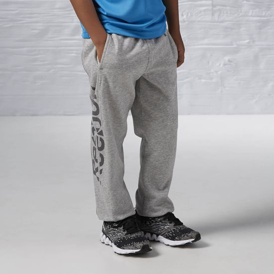 BOYS ESSENTIALS BIG LOGO SWEATPANT